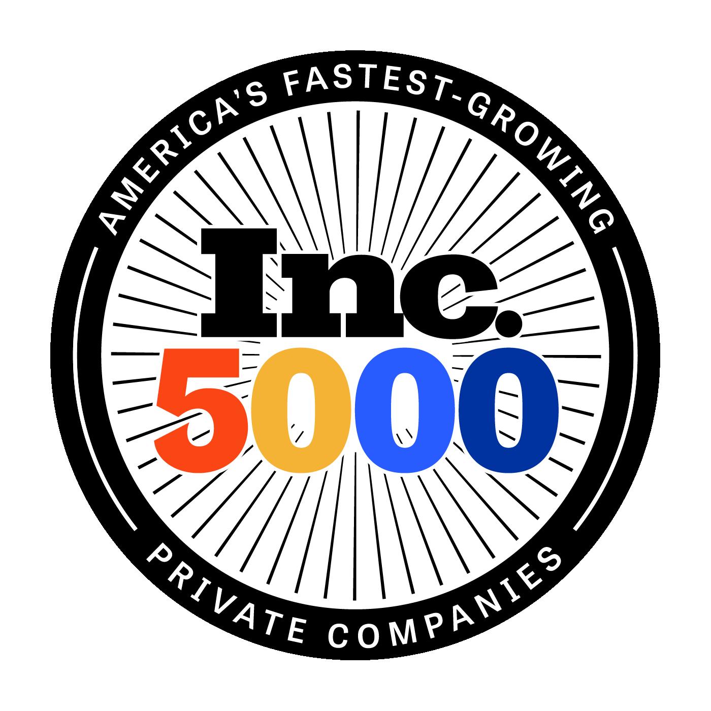 logo Inc 5000 Color Medallion Logo